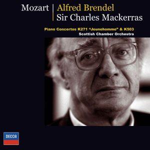 Mozart: Piano Concertos K.271 Jeunehomme & K.503, Alfred Brendel, Charles Mackerras, Sco