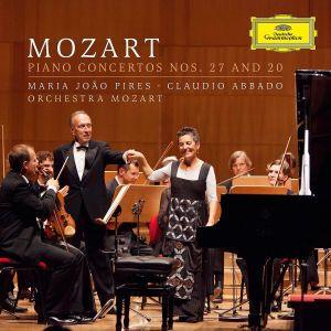 Mozart: Piano Concertos Nos.27 And 20, Maria Joao Pires, Claudio Abbado, Orchestra Mozart