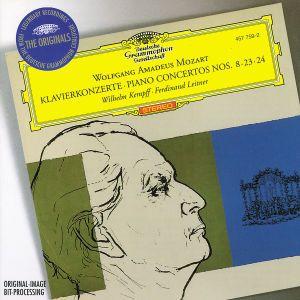 Mozart: Piano Concertos Nos.8, 23 & 24, Wilhelm,Leitner,Ferdinand Kempff, Bp, Bams