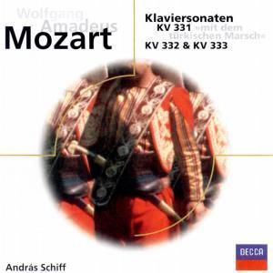 Mozart: Piano Sonata No.11 K.331 Alla Turca & No.12 K.332 & No.13 K.333, Andras Schiff