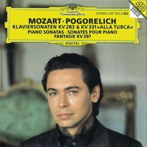 Mozart: Piano Sonatas K.283 & K.331, Fantasia K.397, Ivo Pogorelich