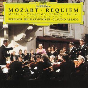 Mozart: Requiem, Terfel, Mattila, Abbado, Bp