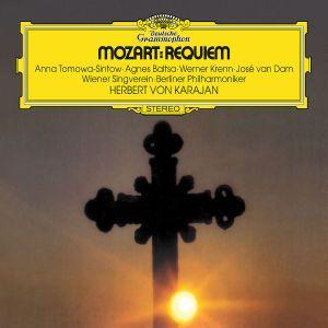 Mozart: Requiem, Coronation Mass, Herbert von Karajan, Tomowa-Sintow, Baltsa, Krenn, Bpp