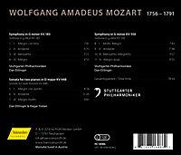 Mozart:Sinfonien 25 & 40 - Produktdetailbild 1