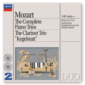 Mozart: The Complete Piano Trios, Clarinet Trio, Beaux Arts Trio