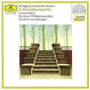 Mozart: The Horn Concertos, Gerd Seifert, Herbert von Karajan, Bp