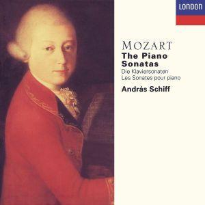 Mozart: The Piano Sonatas, Andras Schiff