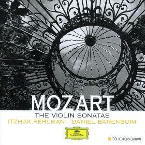 Mozart: The Violin Sonatas, Itzhak Perlman, Daniel Barenboim