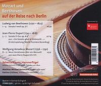 Mozart Und Beethoven,Reise Nach Berlin - Produktdetailbild 1