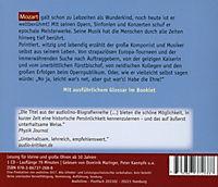 Mozart und die Schwerelosigkeit der Musik, 1 Audio-CD - Produktdetailbild 1