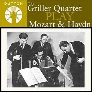 Mozart und Haydn (Aufnahmen 1947 und 1947), Griller Quartet