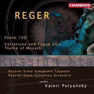 Mozart-Variationen Op.132/Psalm 100 Op.106, Russian State Symph.cap.&orch.