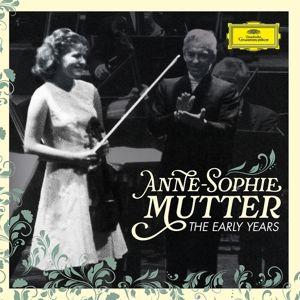 Mozart: Violin Concerto No.3 & No. 5 / Prokofiev: Sonata for Solo Violin, Op.115, Anne-Sophie Mutter, Herbert von Karajan, Bp