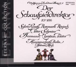 Mozart,w.a.,der Schauspieldire, Geszty, Schreier, Koch, Kob