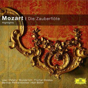 Mozart, W. A.: Die Zauberflöte - Highlights, Wolfgang Amadeus Mozart