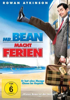 Mr. Bean macht Ferien, Dvd-Spielfilm