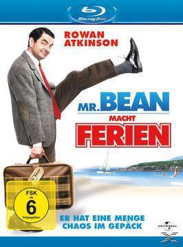 Mr. Bean macht Ferien, Simon McBurney, Hamish McColl, Rowan Atkinson, Robin Driscoll
