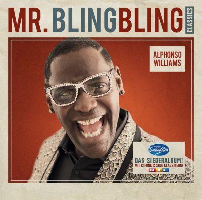 Mr. Bling Bling Classics (DSDS Siegeralbum 2017), Alphonso Williams
