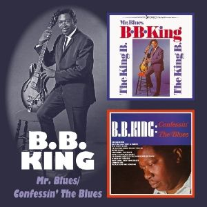 Mr.Blues/Confession' The Blues, B.b. King