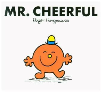 Mr. Cheerful, Roger Hargreaves