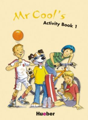 Mr. Cool's: Box.1 Activity Book, Nathalie Rau