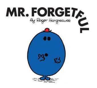 Mr. Forgetful, Roger Hargreaves
