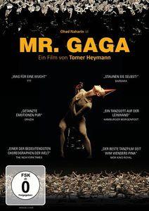 Mr. Gaga, Ohad Naharin, Batsheva Dance Company