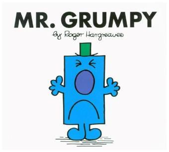 Mr. Grumpy, Roger Hargreaves