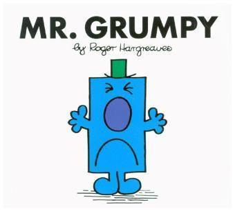 Mr. Grumpy, Roger Hargreaves