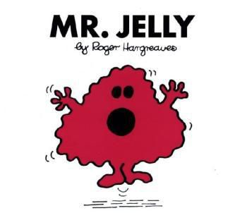Mr. Jelly, Roger Hargreaves