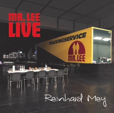 Mr. Lee - Live (2 CDs), Reinhard Mey