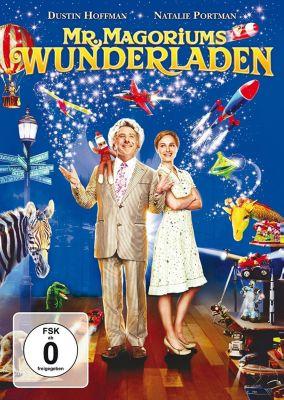 Mr. Magoriums Wunderladen, Mr.Magoriums Wunderladen