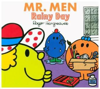 Mr. Men - A Rainy Day, Roger Hargreaves
