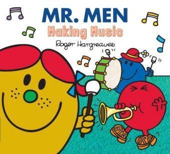 Mr. Men Making Music, Roger Hargreaves
