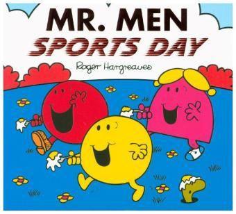 Mr. Men Sports Day, Roger Hargreaves