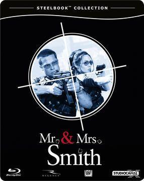 Mr. & Mrs. Smith Steelcase Edition, Simon Kinberg