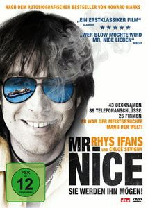 Mr. Nice, Howard Marks
