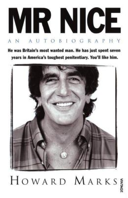 Mr. Nice, English edition, Howard Marks