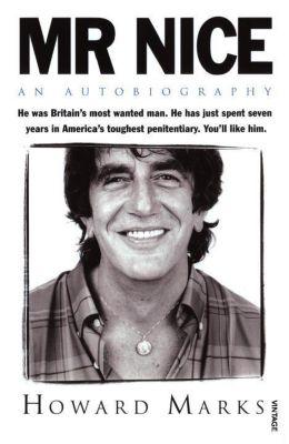 Mr. Nice, English edition, Howard Marks
