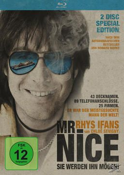 Mr. Nice Special Edition, Bernard Rose