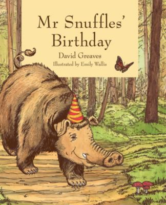 Mr Snuffles' Birthday, David Greaves