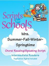 Mrs. Summer-Fall-Winter-Springtime, Lois Walker