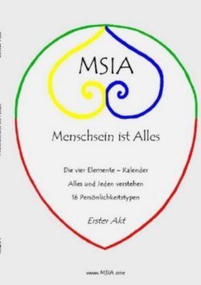 MSIA Menschsein ist Alles -  pdf epub