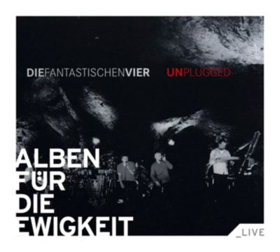 mtv unplugged alben f r die ewigkeit von fantastischen vier. Black Bedroom Furniture Sets. Home Design Ideas