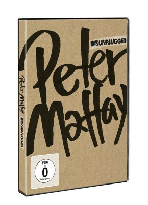 MTV Unplugged (Exklusive Version mit Posterkalender) (2 DVDs), Peter Maffay