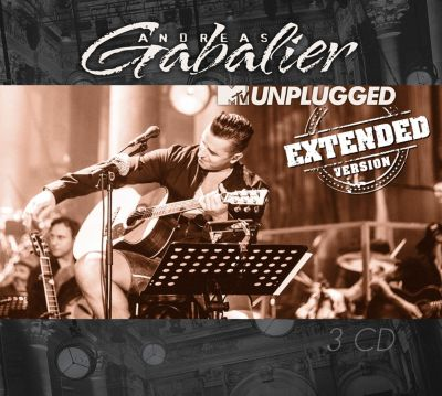 MTV Unplugged (Extended Version, 3 CDs), Andreas Gabalier