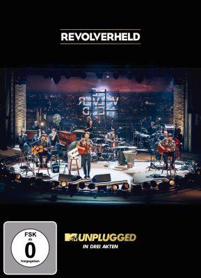 MTV Unplugged in drei Akten (2DVD), Revolverheld