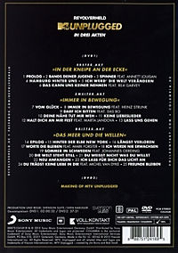 MTV Unplugged in drei Akten (2DVD) - Produktdetailbild 1