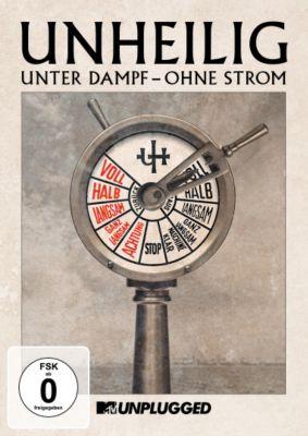 MTV Unplugged: Unter Dampf - Ohne Strom (2 DVDs), Unheilig