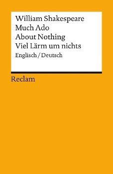 Much ado about nothing / Viel Lärm um nichts - William Shakespeare pdf epub